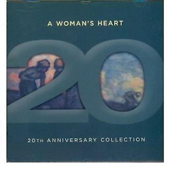 Woman's Heart: 20th Anniversary Collection - Woman's Heart: 20th Anniversary Collection [CD] USA import