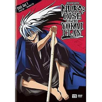 Nura: Rise of the Yokai Clan : Set 1 [DVD] USA import
