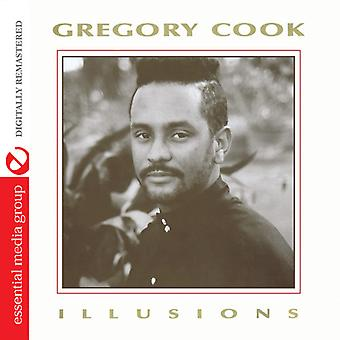 Gregory Cook - Illusions [CD] USA import