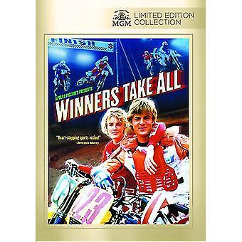 Vinnare ta alla [DVD] USA import