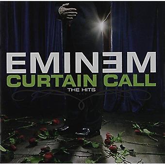 Eminem - ridån går upp [CD] USA import