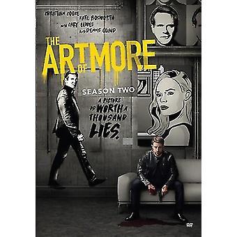 Kunst van het meer: seizoen 2 [DVD] USA import