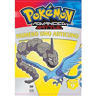 Pokemon Advanced Battle: Vol. 9-Numero Uno Arktos [DVD] USA import