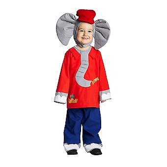 Benjamin Blümchen Original Kostüm Elefant Kinderkostüm