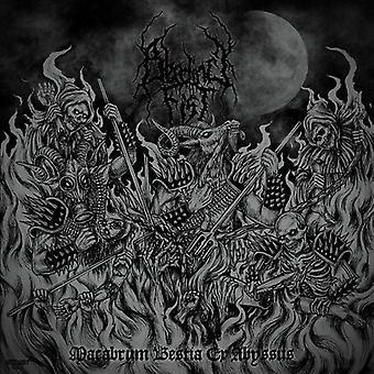 Bleeding Fist - Macabrum Bestia Ex Abyssus EP [CD] USA import
