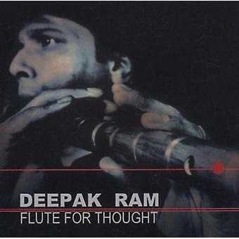 ディーパック Ram - フルート思想 [CD] USA 輸入