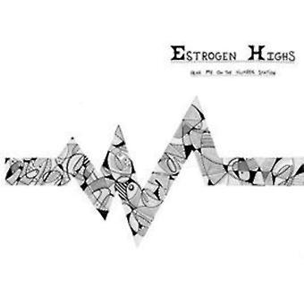 Estrogen Highs - Hear Me on the Number Station [Vinyl] USA import