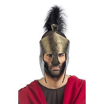 Casca de bronz speciale Knight casca nas protecția cavaler Fighter