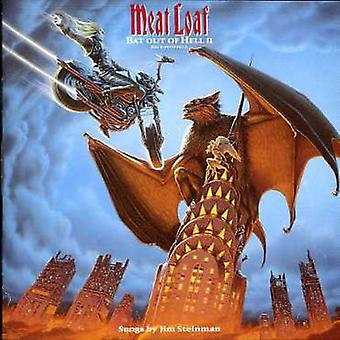Meat Loaf - Bat Out of Hell II-Back Into [CD] USA import