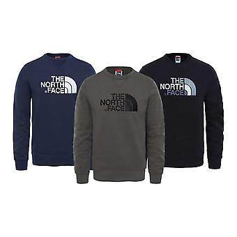 De North Face Mens Drew Peak Crew Fleece