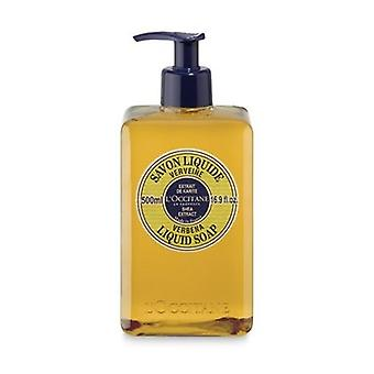 L Occitane Verbena Shea Butter Liquid Soap
