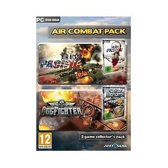Dogfight und Air Aces - Doppelpack (PC DVD) - Neu