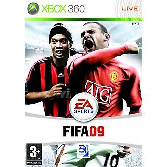 FIFA 09 (Xbox 360)-nytt