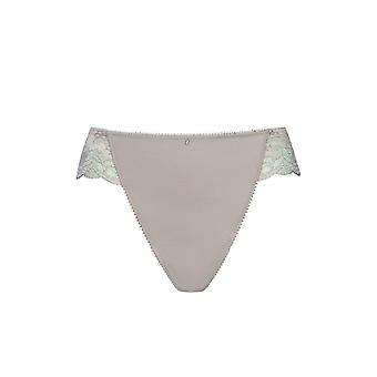 Mey Women 79643 Women's Leticia Solid Colour Lace Panty Thong
