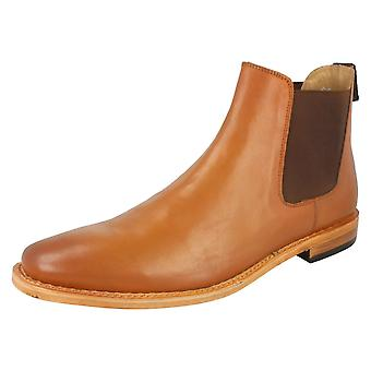 Mens Harrykson Chelsea Boots MH3013T