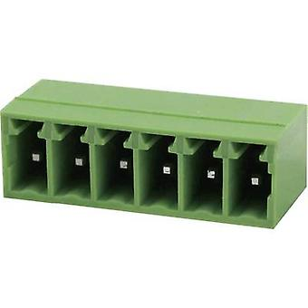 Degson Socket enclosure - PCB Total number of pins 2 Contact spacing: 3.5 mm 15EDGRC-3.5-02P-14-00AH 1 pc(s)