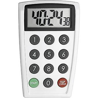 TFA Dostmann 38,2026 timer prata digital
