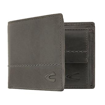 Camel active mens wallet wallet purse with RFID-chip protection grey 7384