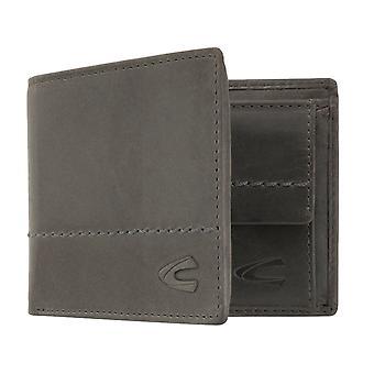 Camel active heren portemonnee wallet portemonnee met RFID-chip bescherming grijs 7384