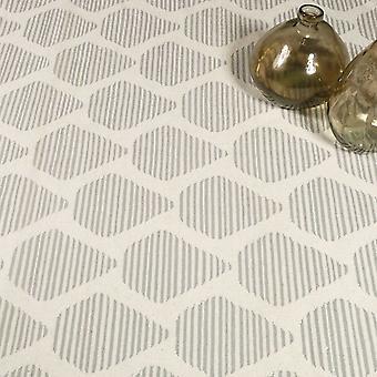 Rainns Kelim tapijten 6014 02 In Beige en grijs van Esprit