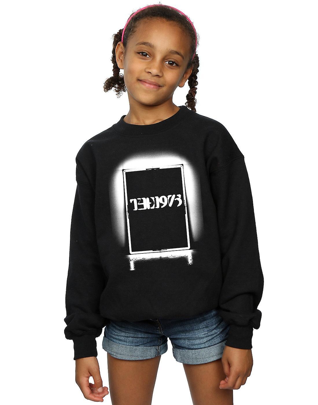 The 1975 Girls Black Tour Sweatshirt