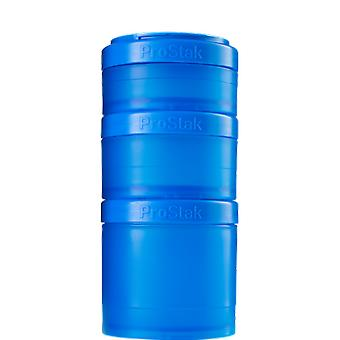 BlenderBottle BlenderBottle 22 oz ProStak Expansion Pak - Full Color Cyan