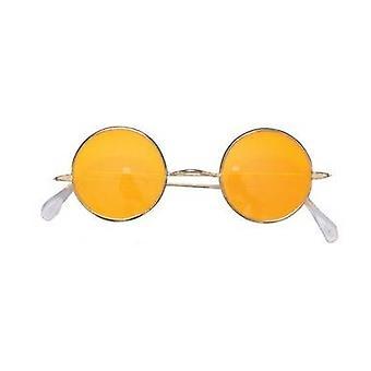 Occhiali di Lennon. Orange.