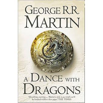 En dans med drager af George R. R. Martin - 9780002247399 bog