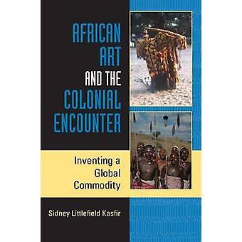 Afrikkalainen taide ja Colonial kohtaavat - keksiä raaka-aineiden