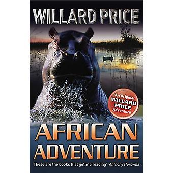 Afrikaans avontuur door Willard prijs - 9781782950165 boek