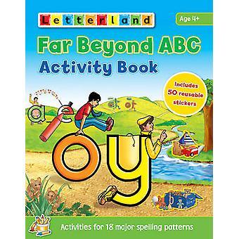 Far Beyond ABC Activity Book by Lisa Holt - Lyn Wendon - 978186209853