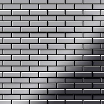 Kovová mozaika nerezová slitina PK-S-S-MM