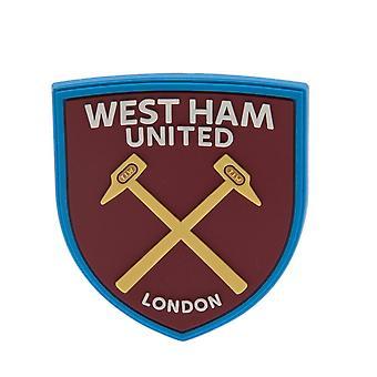 West Ham United FC 3D Fridge Magnet