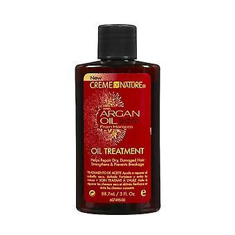 Creme van aard Argan olie behandeling 3oz
