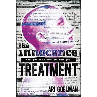 The Innocence Treatment by Ari Goelman - 9781250180827 Book