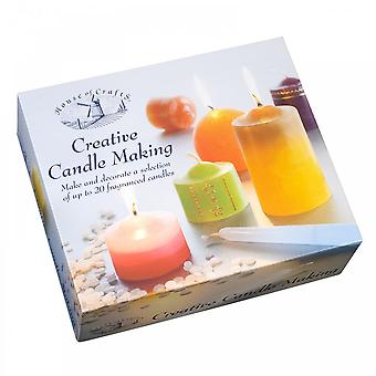 House of Crafts Creative Candle Making