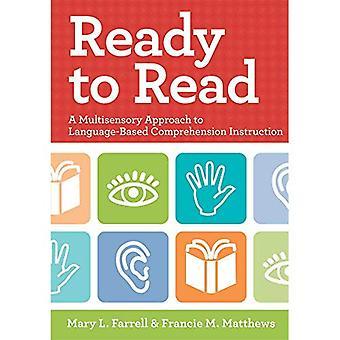 Redo att läsa: en multi-sensoriska inställning till språk-baserad omfattande instruktion: