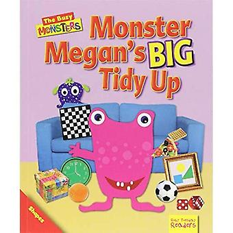 Monster Megan's BIG Tidy Up (Ruby Tuesday Readers: Busy Monsters)