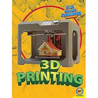 3D printen (de technologie van de 21e eeuw)