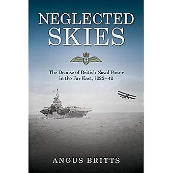 Neglected Skies: The Demise� of British Naval Power in� the Far East, 1922-1942