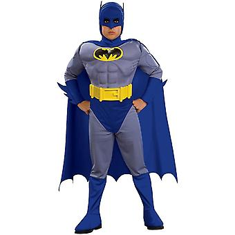 Blue Batman Costume Child
