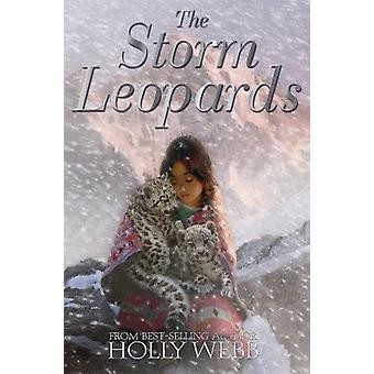 Les léopards de tempête par Holly Webb - livre 9781847157119