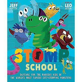 École de Stomp par Jeff Norton - livre 9781848575882