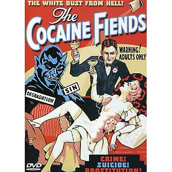 Cocaine Fiends [DVD] USA import