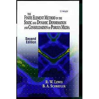 Finite Element Method Static Dynamic by Lewis