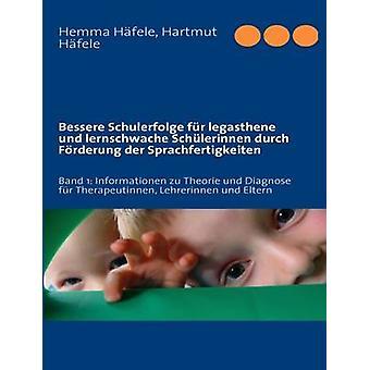 Bessere Schulerfolge fr legasthene und lernschwache Schlerinnen durch Frderung der Sprachfertigkeiten by Hfele & Hemma