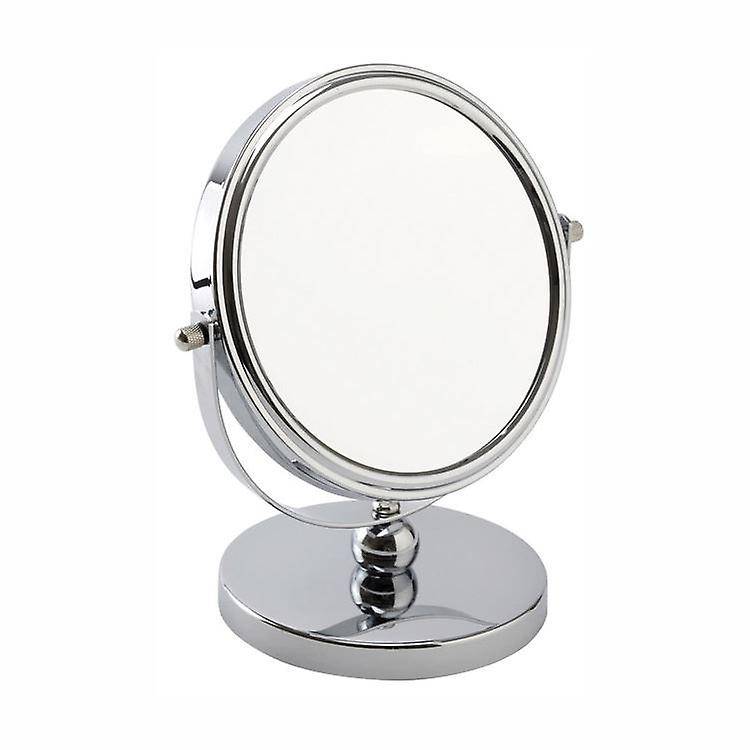 FMG Stand 15cm Mirror True Image & 5x Magnification - Chrome