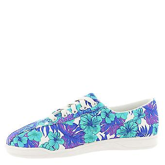 Easy Spirit Womens AP2 Fabric Low Top Lace Up Fashion Sneakers