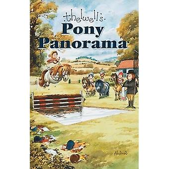 Pony Panorama by Norman Thelwell - 9780413777744 Book
