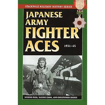 Japanese Army Fighter Aces 1931-45 by Christopher Shores - Ikuhiko Ha